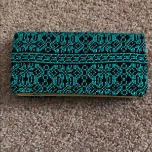 Handbags - Embroidered wallet